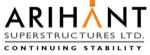 Arihant Superstructures Ltd